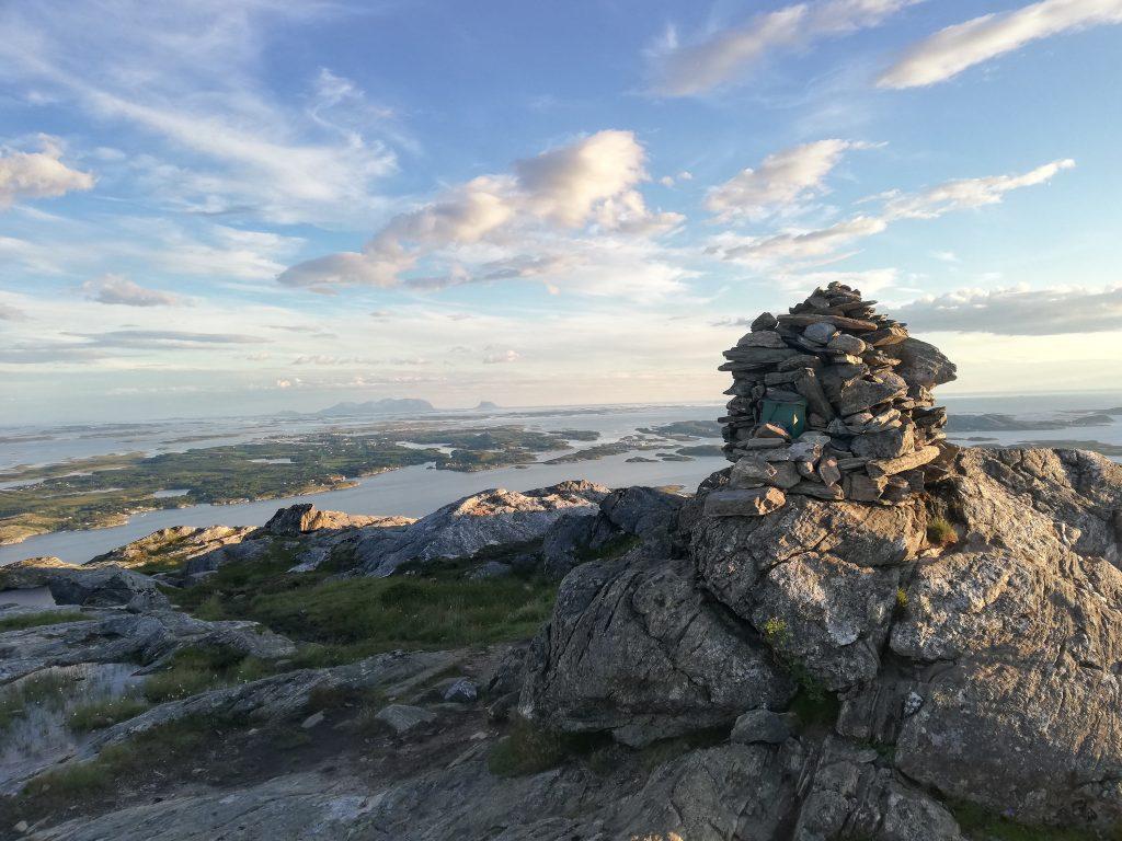Åkvikfjellet. Foto: Kystriksveien Reiseliv