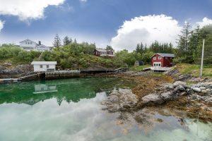 Elfis Sjøstuer på Herøy