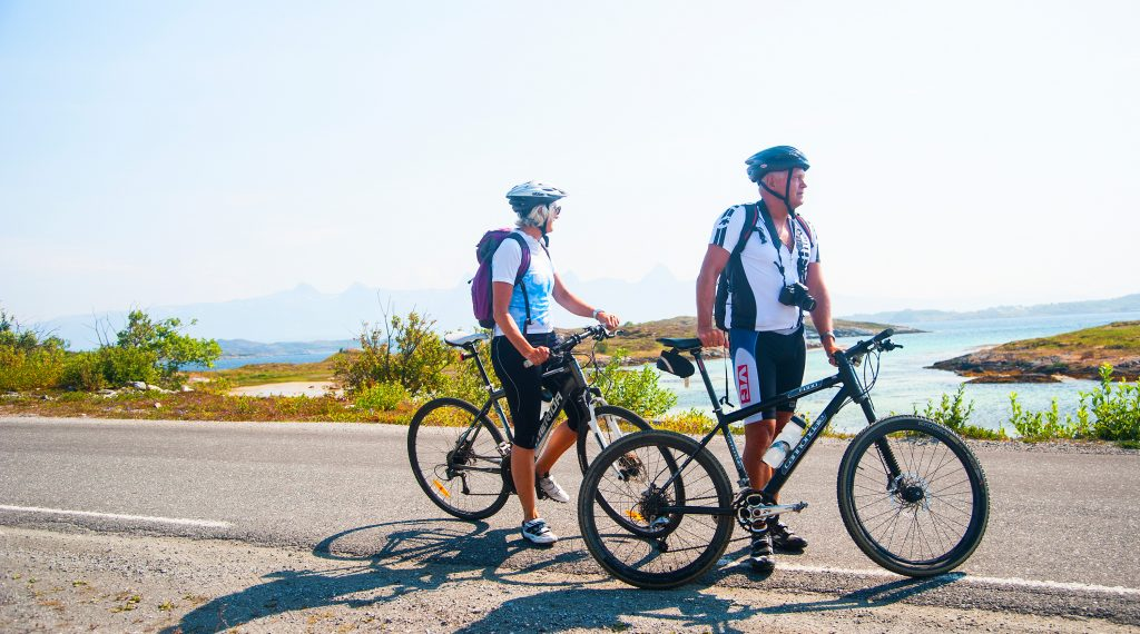 Bike-trip Herøy and Dønna